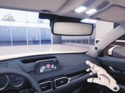 Interaction réalité virtuelle