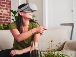 Location casque réalité virtuelle autonome oculus go